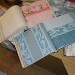 Velký výběr papírových, vinylových, vliesových tapet z katalogu